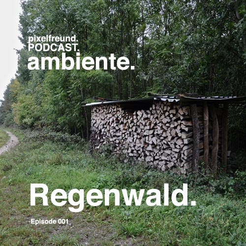Cover Podcast 001 - Regenwald