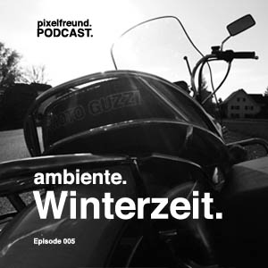 Cover Podcast Ambiente-005 - Winterzeit