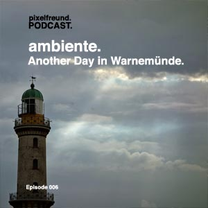 Cover Podcast Ambiente Episode 006
